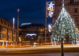 Argyll Square Christmas Tree