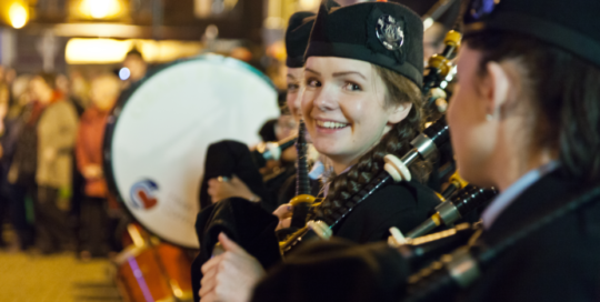 Oban Pipe Band