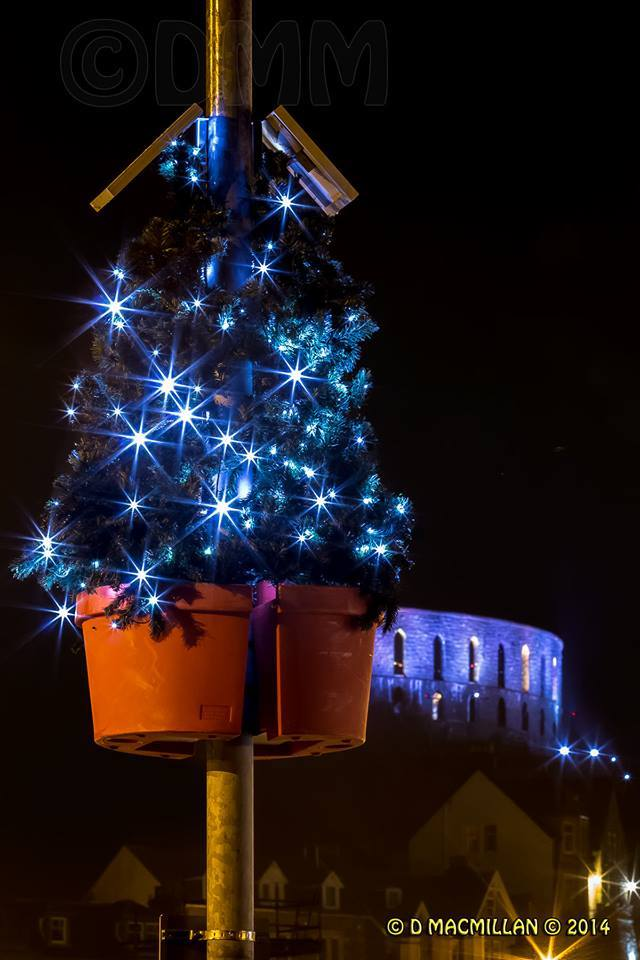 Oban Christmas Lights