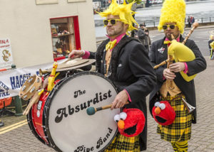 Absurdist Pipe Band