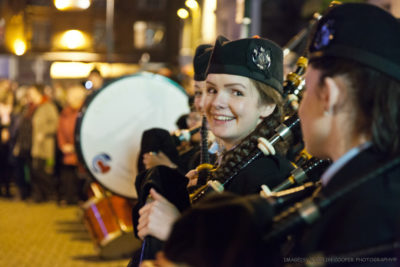 Oban Pipers