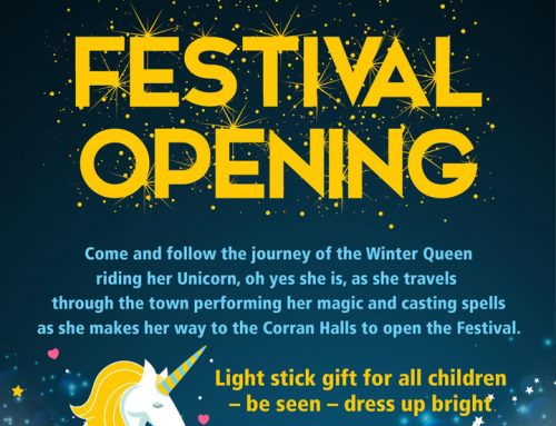 Festival Opening Friday 15th November