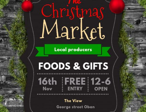 The Christmas Market 2019