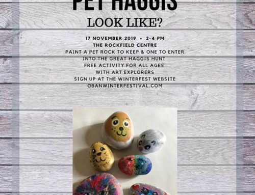 Pet Haggis Competition 17th November